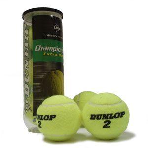 Мячи для большого тенниса Dunlop Championship Extra Duty