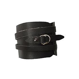 Повязка на кисть (напульсник) кожаный (Украина)