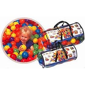 Фото 1 к товару Шарики/мячики для сухого бассейна Fan balls Intex 49600