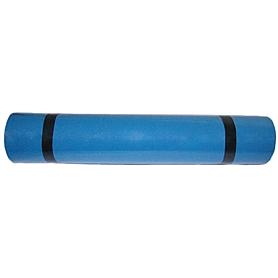 Коврик для йоги (йога-мат) 5 мм с чехлом Bradex