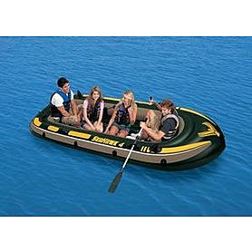 Лодка надувная Seahawk 4 Intex 68350
