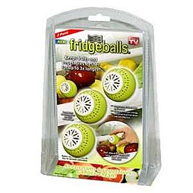 Фото 2 к товару Поглотитель запаха Fridge Balls