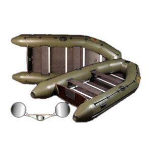 Лодка надувная, сборная Fortunа 340