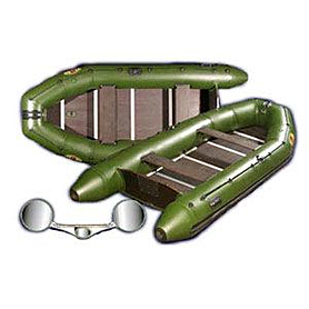 Лодка надувная, сборная Fortunа 360