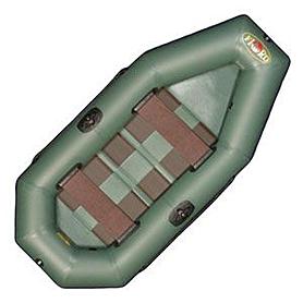 Фото 2 к товару Лодка портативная надувная Fisher 255 N