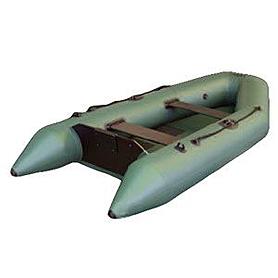Лодка портативная надувная Fisher 290 tr