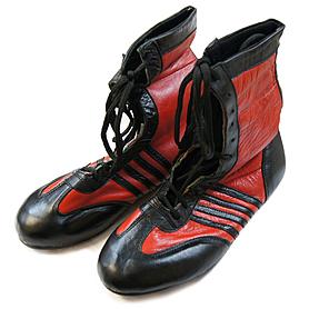 Боксерки кожаные World Sport