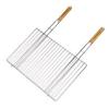 Решетка для гриля двойная 48 x 27,5 см с двумя ручками Campingaz - фото 1