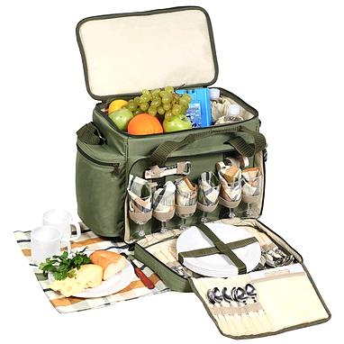 Набор для пикника на 6 персон Кемпинг HB6-520