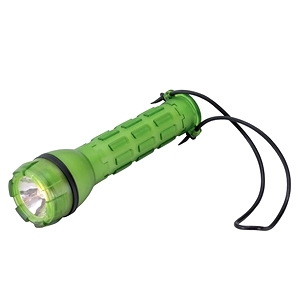 Фонарь ручной Easy Camp Gripper Torch M (батарейки 2хAA)