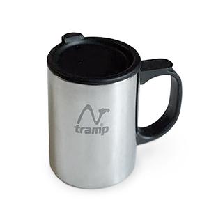 Термокружка с крышкой-поилкой Tramp 300мл