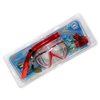 Набор для плавания Dolvor (маска + трубка) - фото 1