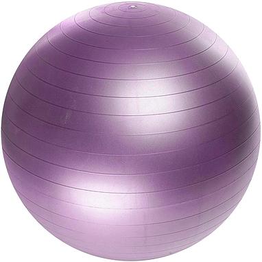 Мяч для фитнеса (фитбол) 85 см HMS c cистемой антиразрыва