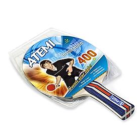 Фото 1 к товару Ракетка для настольного тенниса Atemi 400A 1 звезда