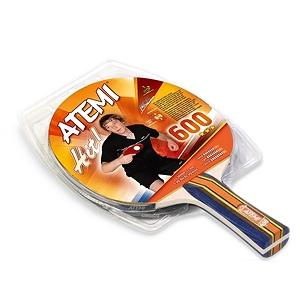 Ракетка для настольного тенниса Atemi 600A 3***