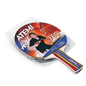 Ракетка для настольного тенниса Atemi 700C 4 звезды
