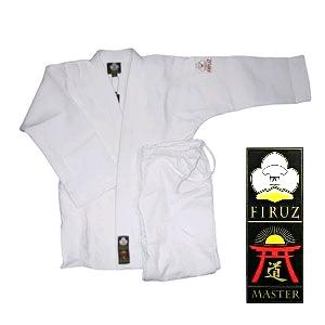 Кимоно для дзюдо Firuz Master белое