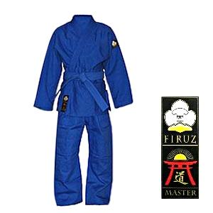 Кимоно для дзюдо Firuz Master синее