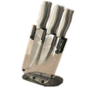 Подставка для набора кухонных ножей Cryogen Knife
