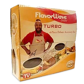 Фото 2 к товару Набор для аэрогриля Flavorwave Turbo