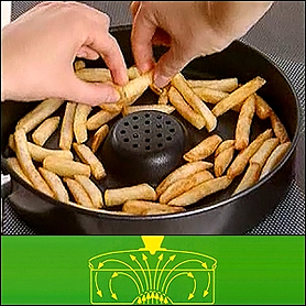 Жароварка Dry Cooker