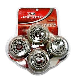 Фото 1 к товару Колеса для роликов Joerex 64х24 мм