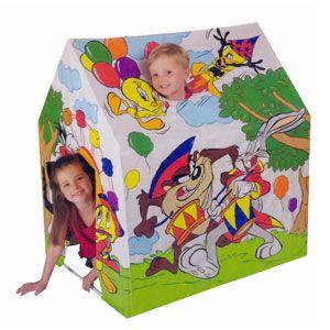 Домик детский игровой Луни Тюнс 44633 Intex