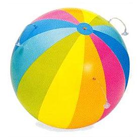 Фото 2 к товару Мяч надувной Джамбо с душем 58072 Intex