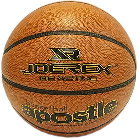 Мяч баскетбольный (кожа) Joerex