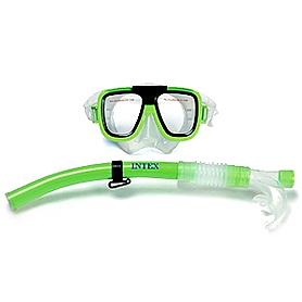 Фото 1 к товару Набор для подводного плавания Intex Aviator Sport (маска + трубка)