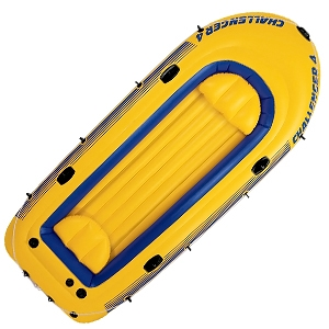 Лодка надувная Challenger 4 Intex 68360
