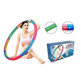 Фото 1 к товару Обруч массажный Vita Health Hoop (2,5 кг)