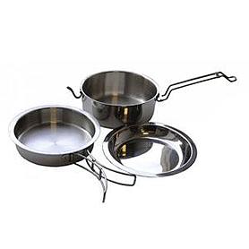 Фото 1 к товару Набор походной посуды Кемпинг