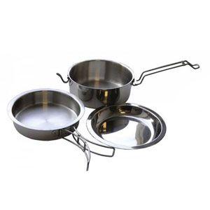 Набор походной посуды Кемпинг