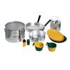 Набор посуды походный на 4 персоны Кемпинг - фото 1