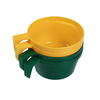 Набор посуды походный на 4 персоны Кемпинг - фото 4