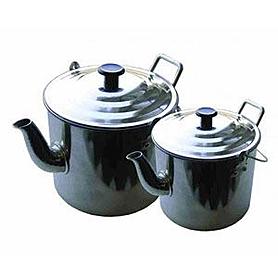 Чайник походный алюминиевый Кемпинг 1,8 л