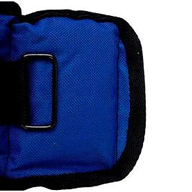 Фото 3 к товару Утяжелители для рук Joerex 2 шт по 2,72 кг