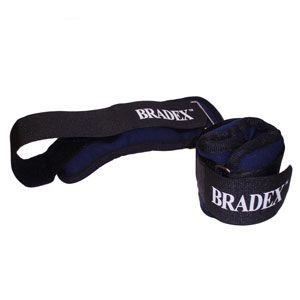 Утяжелители для рук Bradex 2 шт по 1 кг