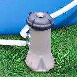 Фото 3 к товару Бассейн надувной Intex 56972 (244x76 см) с фильтрующим насосом