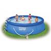 Бассейн надувной Intex 56912 (457x122 см) с фильтрующим насосом и аксессуарами - фото 1