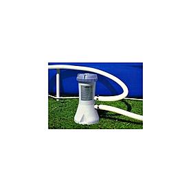Фото 4 к товару Бассейн надувной Intex 56912 (457x122 см) с фильтрующим насосом и аксессуарами