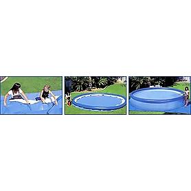 Фото 2 к товару Бассейн надувной Intex 57932 (549x132 см) с фильтр. насосом, хлорогенератором и аксессуарами