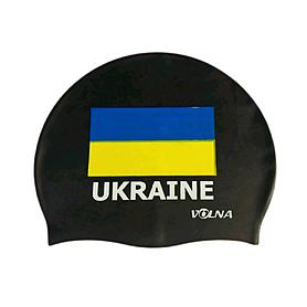 Фото 2 к товару Шапочка для плавания Volna Ukraine Cap