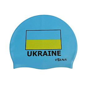 Фото 3 к товару Шапочка для плавания Volna Ukraine Cap