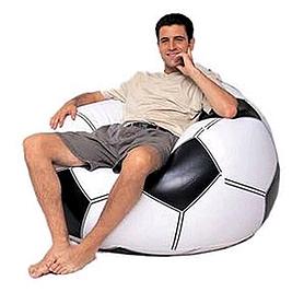 Кресло-мяч надувное Intex 68557
