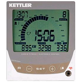 Фото 2 к товару Велотренажер магнитный Kettler Golf M
