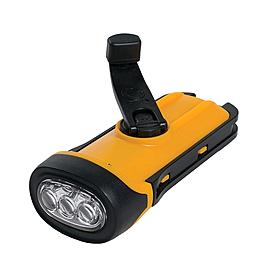 Распродажа*! Динамо-фонарь 3 LED Кемпинг SB-1064