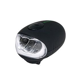 Фото 3 к товару Динамо-фонарь налобный 3 LED Кемпинг SB-1058