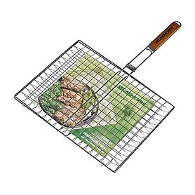 Фото 2 к товару Решетка для овощей 42 x 34 см Кемпинг